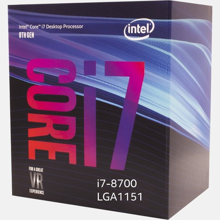 Intel Core i7-8700 3.2 GHz 6-Core LGA 1151 Processor - (Echo Processor)