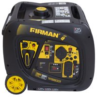 Firman W03083 3300/3000 Watt Gas Remote Start RV Ready Inverter Generator with USB, cETL, CARB