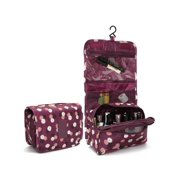Travel Toiletry Wash Cosmetic Bag ,Makeup Storage Case,Hanging Organizer Bag ,Travel Cosmetic be77a54391