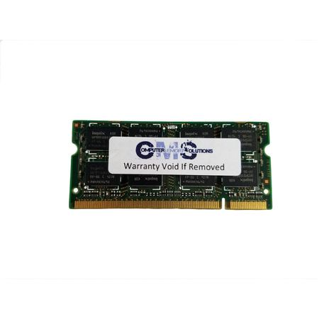 2Gb (1X2Gb Memory Ram Compatible With Dell Latitude D620, D620 Atg Notebook Ddr2 By CMS -