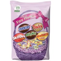 Mars Candy Bars Variety Mix, 60.21 Oz., 175 Count