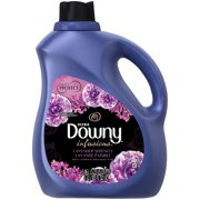 Downy Infusions Lavender Serenity Liquid Fabric Conditioner (Fabric Softener), 120 Loads 103 fl oz
