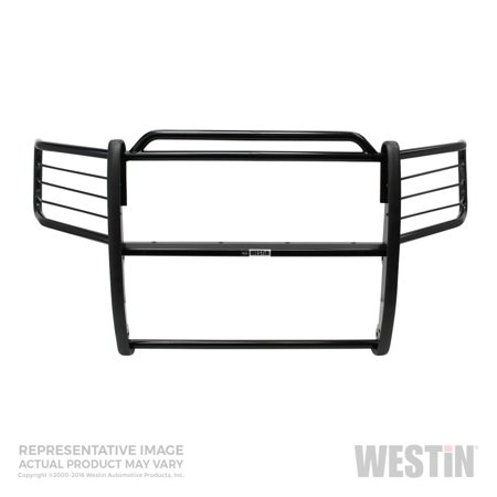 Westin 2004-2005 Ford F-150 2/4WD (excl. Heritage) Sportsman Grille Guard - Black