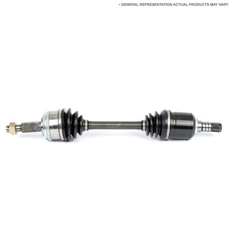 Front Left CV Axle Shaft For Dodge Durango & Jeep Grand