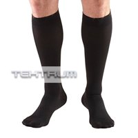 Product Image Tektrum (1 pair) Knee High Firm Graduated Compression Socks Stockings 23-32mmHg for