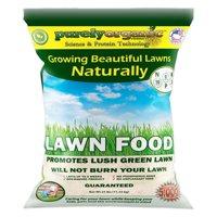Purely Organic Products LLC. Lawn Food 5,000 sq ft 10-0-2