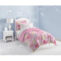 Dream Factory Pretty Princess Twin Comforter Set Multi