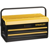 STANLEY STST19502 - 19-Inch Metal Toolbox with 2 Drawers