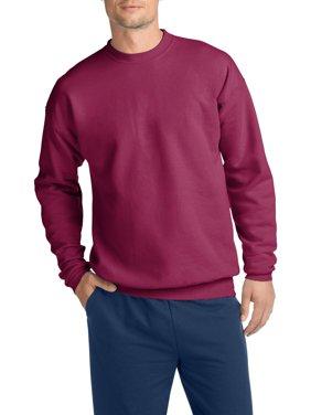 Men's Ecosmart Medium Weight Fleece Crew Neck Sweatshirt