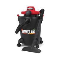 Shop-Vac 6 gallon 4.0 pHP Wet/Dry Vac with Detachable Blower Feature 3333627