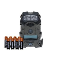 Wildgame Innovations Mirage 16 MP Lightsout Scouting Trail Game Camera with batteries