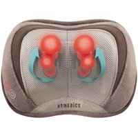 HoMedics Shiatsu Elite Vibration & Massage Pillow with Heat, SP-100HA