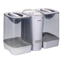Optimus 3.5 Gallon Warm Mist Humidifier with Wicking Vapor System