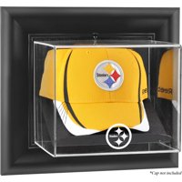Mounted Memories NFL Wall Mounted Cap Logo Display Case