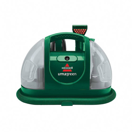 BISSELL Little Green Portable Spot and Stain Cleaner, (Best Commercial Steam Cleaning Machines)