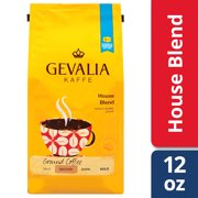 Gevalia French Roast Ground Coffee, 12 oz Bag