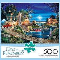 500-Piece Days to Remember: Autumn Memories Puzzle