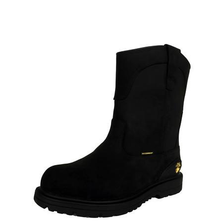 Herman 2 Mens Shoes - Herman Survivors Men's Bison Steel Toe Work Boot