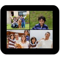 Ultra Thin Collage Photo Mousepad Rectangle