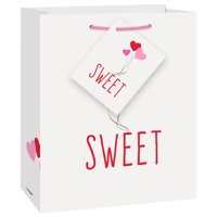 Small Sweet Valentine's Day Gift Bag, 6 x 4.5 in, 1ct