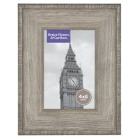 """Better Homes & Gardens 4"""" x 6"""" Gallery Frame, Rustic Wood"""
