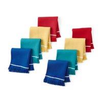 The Pioneer Woman Fringe Dish Cloths, Multi, Set of 8, Multiple Colors