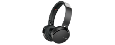 SONY MDR-XB650BT/B Black EXTRA BASS Bluetooth