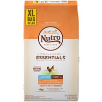 Nutro Wholesome Essentials Large Breed Adult Dry Dog Food, Farm-Raised Chicken, Brown Rice & Sweet Potato Recipe, 40 Lb