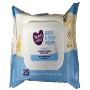 Parent's Choice Hand & Face Wipes, 25 ct
