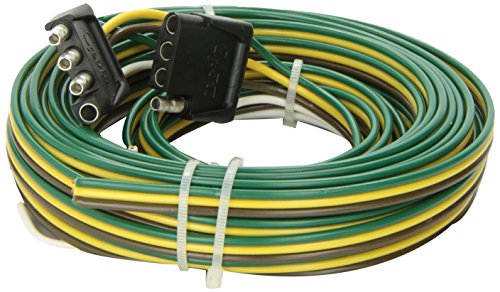 trailer wiring 7-Wire Trailer Light Wiring grote 68540 5 boat and utility trailer wiring kit
