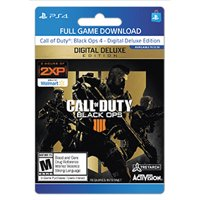 Call of Duty: Black Ops 4 Digital Deluxe, Activision, Playstation, [Digital Download]