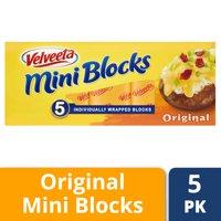 Velveeta Mini Blocks, 20 oz Box