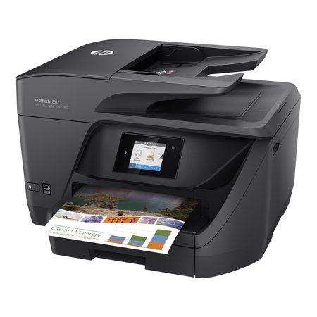 HP OfficeJet 6962 Wireless All-in-One Printer (T0G26A)