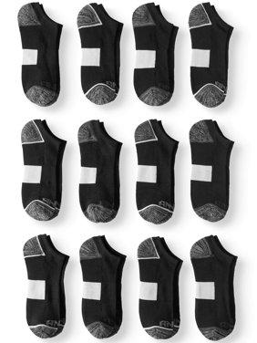 Men's Pro Platinum No Show Socks, 12 pack