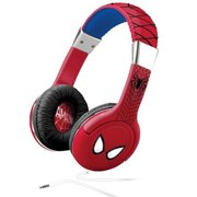 Ultimate spider-man over the ear headphones