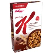 Kellogg's Special K Breakfast Cereal, Chocolatey Delight, Value Size, 18.5 Oz