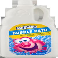 Mr. Bubble Extra Gentle Bubble Bath, Fragrance and Dye Free, 36 Oz