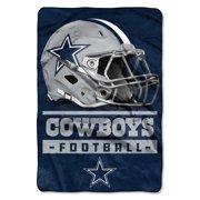 NFL Dallas Cowboys Sideline Oversized Micro Raschel 62