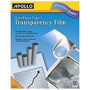 Inkjet Printable Transparency Film