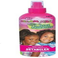 African Pride Dream Kids Olive Miracle Detangler, 8 Oz