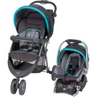 Baby Trend EZ Ride 5 Travel System, Houndstooth updated