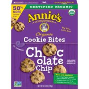 Annie's Homegrown Organic Cookie Bites Chocolate Chip