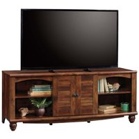 """Harbor View Entertainment Credenza for TVs up to 60"""", Curado Cherry Finish"""