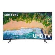 "SAMSUNG 55"" Class Curved 4K (2160P) Ultra HD Smart LED TV UN55NU7300FXZA (2018 model)"