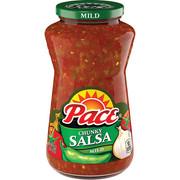 (3 Pack) PaceChunky Salsa, Mild, 16 oz. Jar