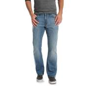 Men's Relaxed Boot Jean with Stretch