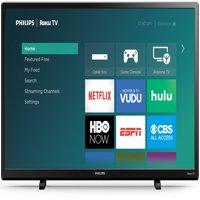 "Philips 32"" Class 2K (720P) Smart Roku TV (32PFL4664/F7)"