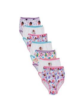 Doc McStuffins Toddler Girls Underwear, 7 Pack