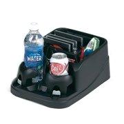 Auto Drive Car Seat Console, Black