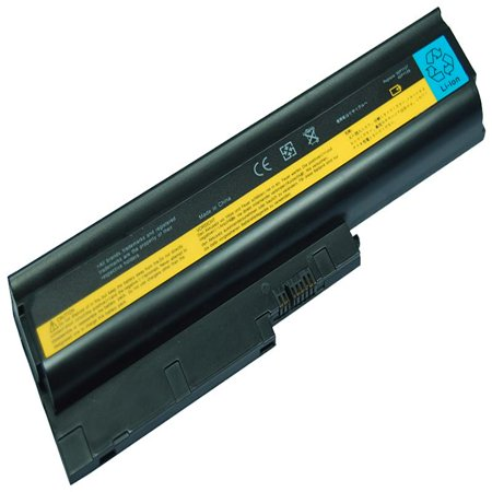 Superb Choice  6-cell IBM LENOVO ThinkPad R61 T61 R61i R61e T400 R400 Series fits 42T5225 Laptop Battery